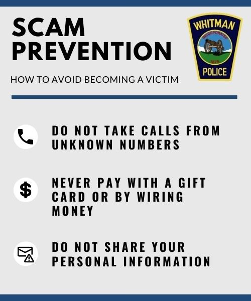 scam prevention